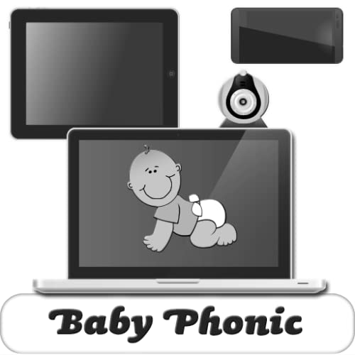 Baby Phonic video baby monitor Security