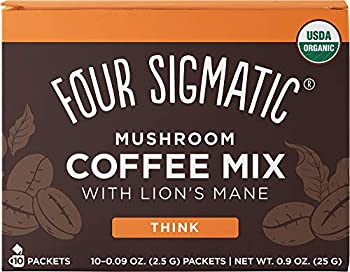 10-Count Four Sigmatic Mushroom Coffee