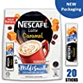 Nescafe 3 in 1 Tropical COCONUT Coffee Latte - Instant Coffee Packets - Single Serve Flavored Coffee Mix by Nescafé