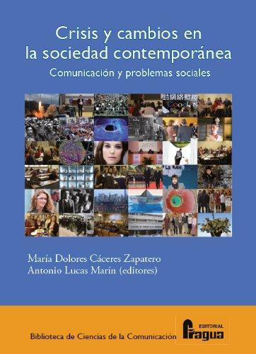 Crisis y cambios en la sociedad contemporánea