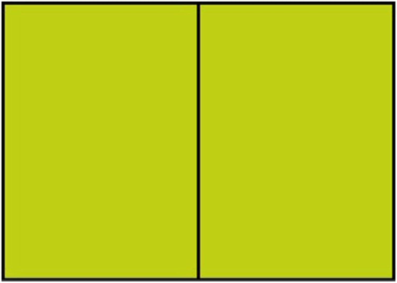 Rössler Papier - - Paperado-5er Pack Karten DIN A6 hd-pl, Maigrün - Liefermenge  10 Stück B07CX8JR8M | Großer Räumungsverkauf