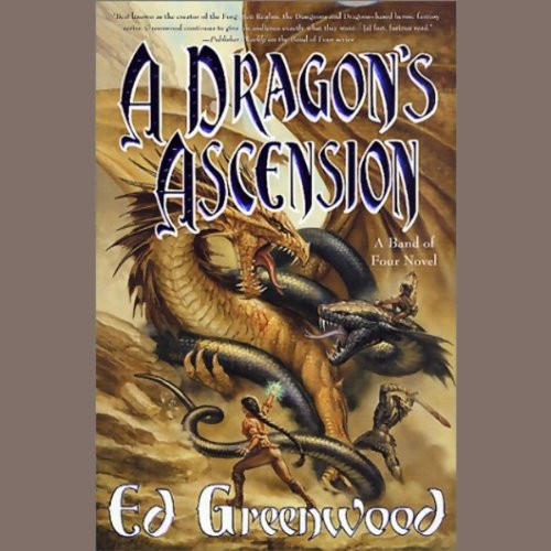 A Dragon's Ascension cover art