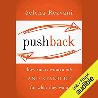 Pushback audiobook cover art