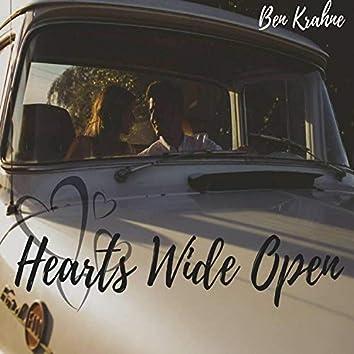 Hearts Wide Open (feat. Peter Salis)
