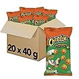 Pack 20 Bolsas de Cheetos Pelotazos, Snack de Queso para Compartir con Amigos, 20 x 40 g, 800 g