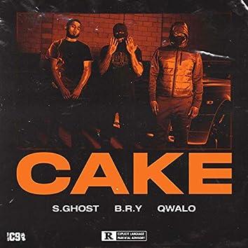 Cake (B.R.Y X Qwalo X S.Ghost)