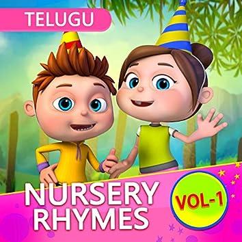 Telugu Nursery Rhymes for Children, Vol. 1