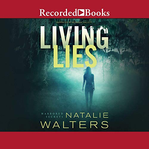 Living Lies audiobook cover art