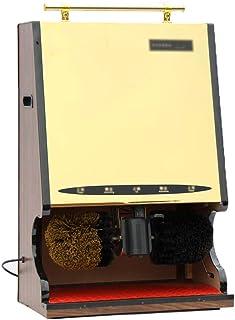 Polador de zapatos, Cepillo de zapatos eléctricos Remoción de polvo de inducción automática Zapatos de tratamiento de limp...
