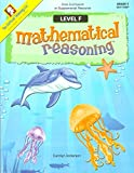 Mathematical Reasoning Level F (Gr. 5)
