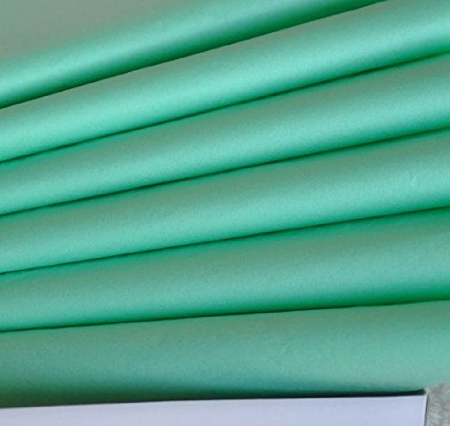 100 X Sheets Tissue Paper, Mint Colors, 20 X 27-inch