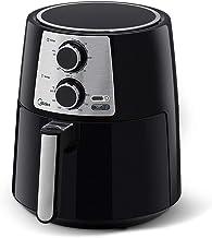 Fritadeira Elétrica Airfryer Midea Sem Óleo 3.5L Preta