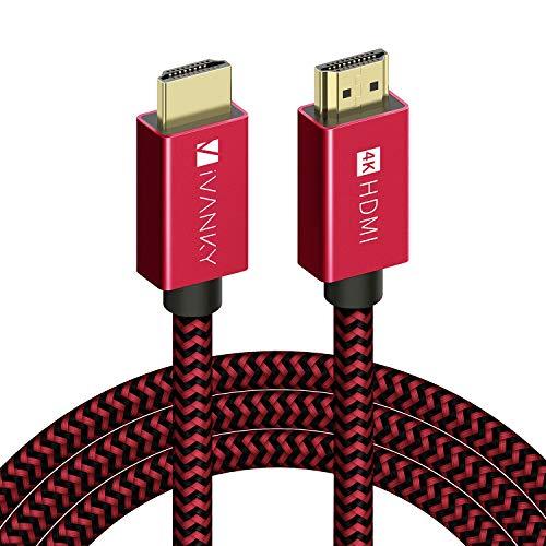 iVANKY Câble HDMI...
