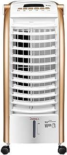 Dpliu Panel Multifuncional, la purificación del Aire, Visible Grande del Tanque de Agua, móvil Comodidad, hogar Tranquilo Ventilador.Aire Acondicionado portátil