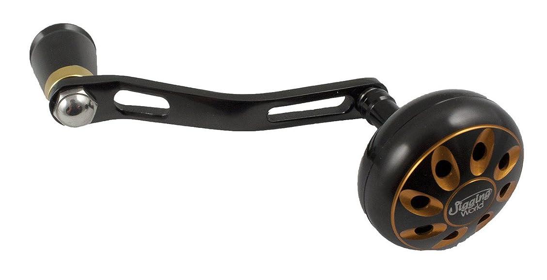 本暴動欠伸2013?Shimano Stella 5000電源Arm with 40?mm JW Aluminumbノブ