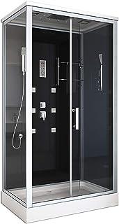 comprar comparacion Cabina de ducha Home Deluxe, incluye los accesorios completos, 120x80x227cm