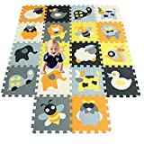 XMTMMD Schaumstoff Puzzle Matte Fruits Baby Gym Puzzle Spielmatte Kids...