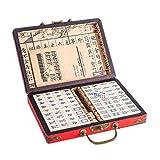 Lim Chino riichi Mahjong Set 144 Azulejos (Mahjongg, Mah-Jongg, Mah Jongg Set, majiang)(Size: M)