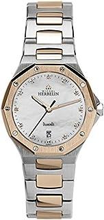 Michel Herbelin - Reloj de mujer cuarzo analógico caja de 14231/BTR89