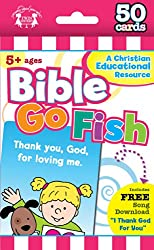 Bible Go Fish Christian 50-Count Game