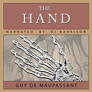 The Hand audiobook cover art