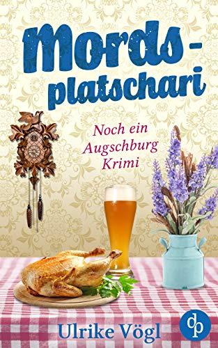 Buchseite und Rezensionen zu 'Mordsplatschari' von Ulrike Vögl