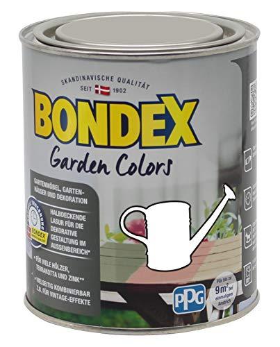 Bondex Garden Colors Ruhiges Steingrau 0,75l - 386161
