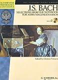 BACH - Album para Ana Magdalena (Seleccion de Piezas) para Piano (Tsitsaros) (Audio Access)