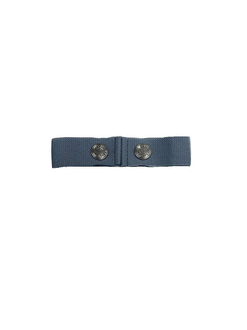 Dapper Snapper Baby & Toddler Adjustable Belt (Gray)
