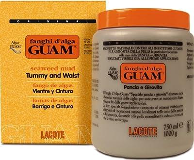 GUAM Fango Bauch und
