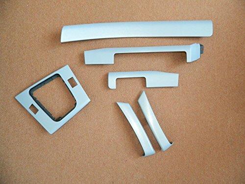 Preisvergleich Produktbild Dekorleisten Interieurleisten Chrom Matt Folien passend für E46 Compact