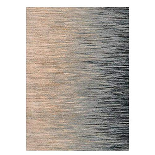 ZWWZ Geometrische abstrakte Sammelbereich Teppiche, innen Moderne rutschfeste Teppiche für Wohnzimmerschlafzimmer Kinderzimmer Essbodenmatte-e 63x91inch (160x230cm), A, 63x91inch (160x230 cm) MISU
