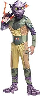 Rubie's Star Wars Rebels Zeb Deluxe Child Costume, Small