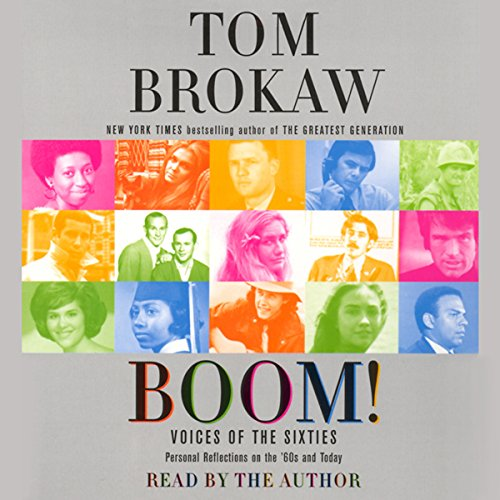 Boom! audiobook cover art