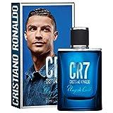 Cristiano Ronaldo Play It Cool Eau de Toilette para hombre, 1 unidad 189 g CR770062