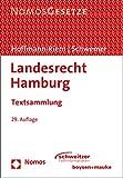 Landesrecht Hamburg: Textsammlung - Rechtsstand: 1. September 2019 - Wolfgang Hoffmann-Riem