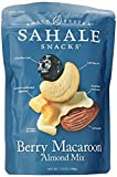 Sahale Snacks Berry Macaroon Almond Trail Mix, 7 oz. – Healthy Nut Mix Snacks in a Resealable Pouch, No Artificial Flavors, Preservatives or Colors, Gluten-Free Snacks