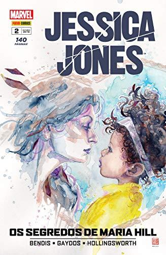 Jessica Jones v. 2: os segredos de Maria Hill