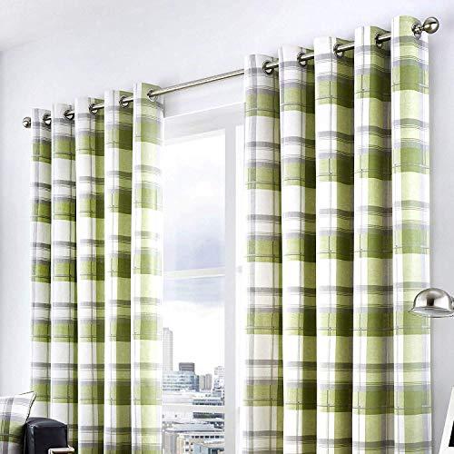 gröna gardiner ikea