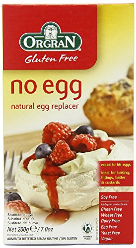(6er BUNDLE)| Orgran - No Egg (Egg Replacer) -200g
