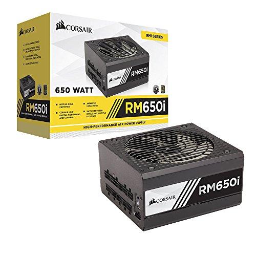 Corsair RM650i 650W 4x PCIe, Kabel-Management, UK Variante