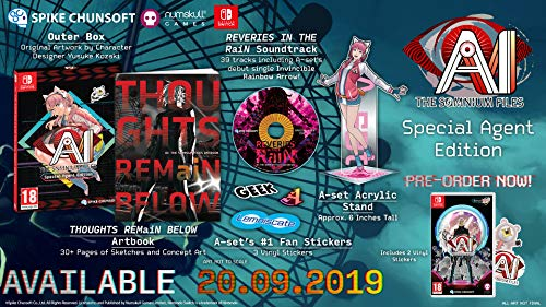 ai the somnium files day one edition nintendo switch fabricante