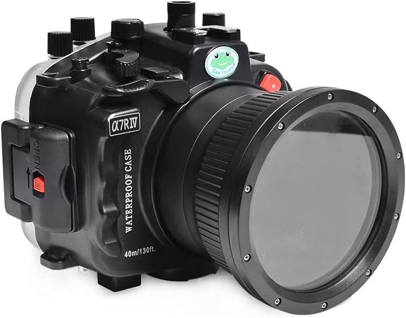 Sea frogs High quality for Sony A7RIV New product!! 28-70MM 40m 131ft Di Maximum Underwater