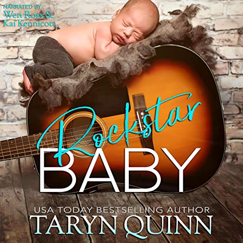 Rockstar Baby audiobook cover art
