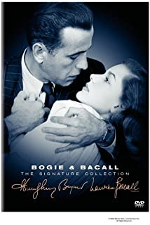 Bogie & Bacall - The Signature Collection (The Big Sleep / Dark Passage / Key Largo / To Have and Have Not) (1946) by Humphrey Bogart