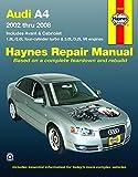 Audi A4: 2002 thru 2008