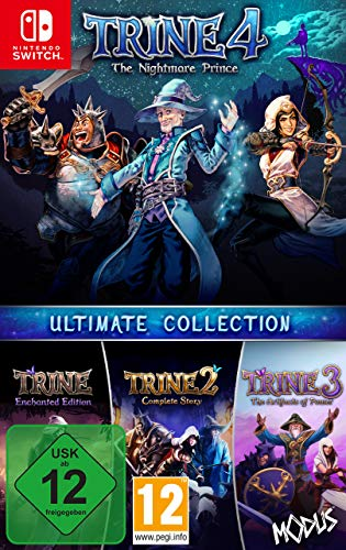Trine 4 - Ultimate Collection [Nintendo Switch]