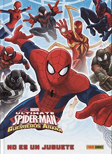 Ultimate Spiderman. Guerreros Araña. No Es Un Juguete
