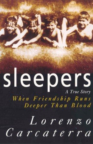 Sleepers English Edition Ebook Carcaterra Lorenzo Amazon De Kindle Shop
