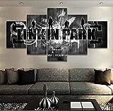 XuFan Poster e Stampe Phil Heath-Culturisti Pop Deco Art Poster Tela Pittura Decorazioni per la casa-50x70cm Senza Cornice